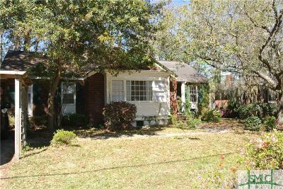 Savannah GA Multi Family Home For Sale: $149,900