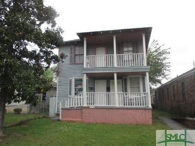 Savannah GA Multi Family Home For Sale: $169,900
