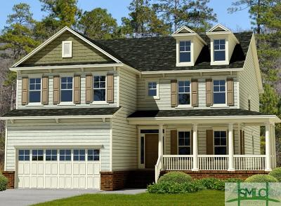 Pooler Single Family Home For Sale: 257 Harmony Boulevard