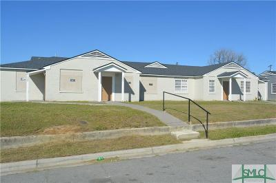 Savannah GA Multi Family Home For Sale: $265,000