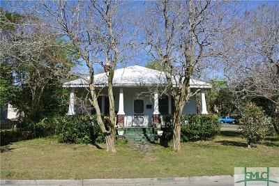 Savannah Single Family Home For Sale: 101 Forrest Avenue