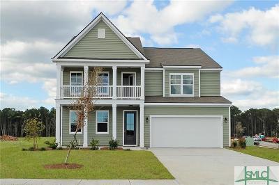 Savannah Single Family Home For Sale: 108 Bushwood Drive