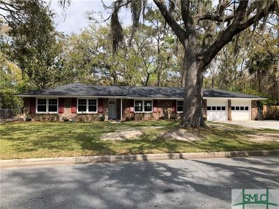 Single Family Home For Sale: 112 Montford Road
