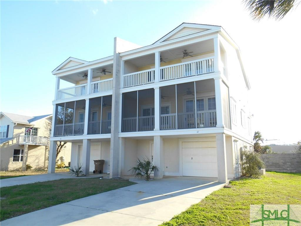 42 Captains View, Tybee Island, GA, 31328, Tybee Island Home For Sale