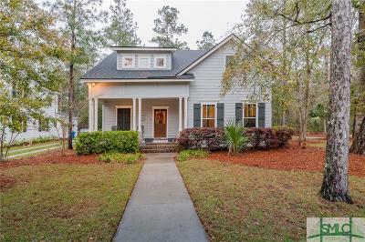 Richmond Hill Single Family Home For Sale: 165 Blackjack Oak Drive E