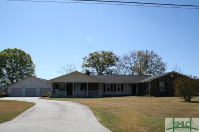 Single Family Home For Sale: 827 Mitchell Drive
