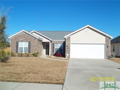 Savannah Single Family Home For Sale: 114 Cumberland Way