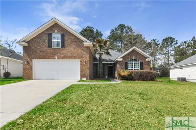 Savannah Single Family Home For Sale: 21 Dunnoman Drive
