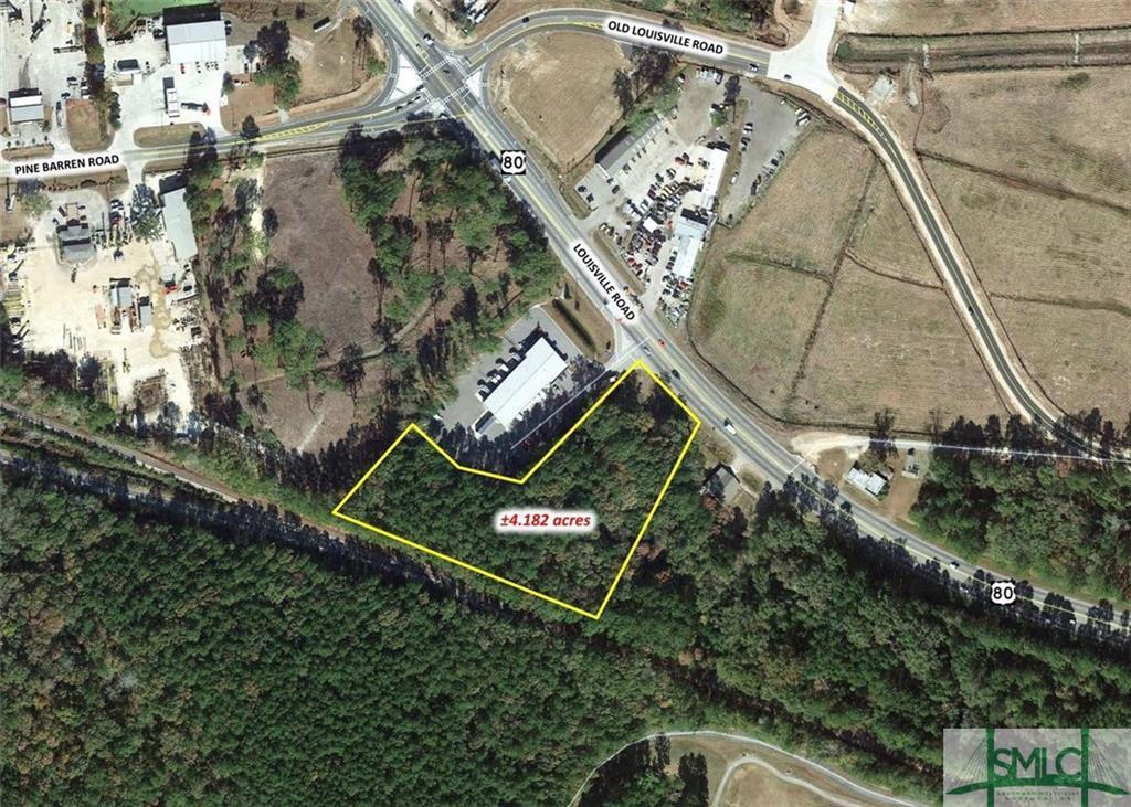 1285 US HWY 80 E, Pooler, GA, 31322, Pooler Home For Sale