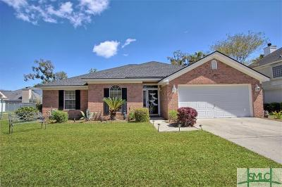 Savannah GA Single Family Home For Sale: $305,000