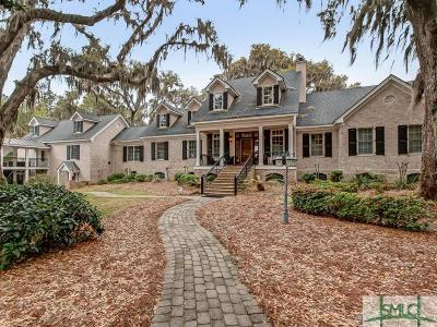 Richmond Hill GA Single Family Home For Sale: $1,993,000