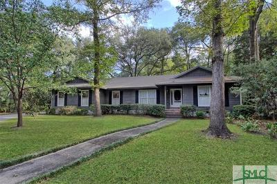 Savannah GA Single Family Home For Sale: $300,000