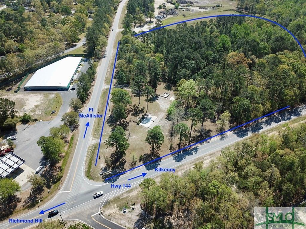 0 Hwy 144, Richmond Hill, GA, 31324, Richmond Hill Home For Sale
