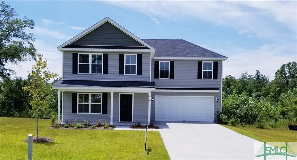 104 White Mulberry, Springfield, GA, 31329, Springfield Home For Sale