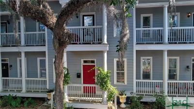 Savannah Condo/Townhouse For Sale: 312 E 31st Street