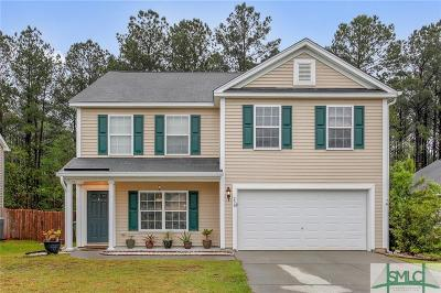 Pooler Single Family Home For Sale: 230 Tigers Paw Drive