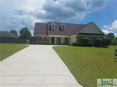 Rincon Single Family Home For Sale: 133 Jamestown Drive