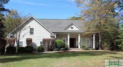 Rincon Single Family Home For Sale: 313 Purple Plum Drive