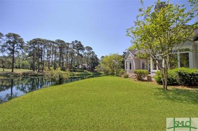 Savannah Single Family Home For Sale: 5 Breakfast Court