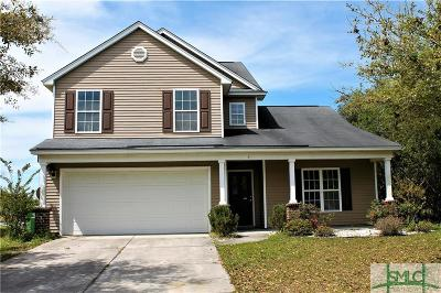 Pooler Single Family Home For Sale: 5 Briarcliff Way