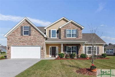 Pooler Single Family Home For Sale: 55 Belle Gate Court