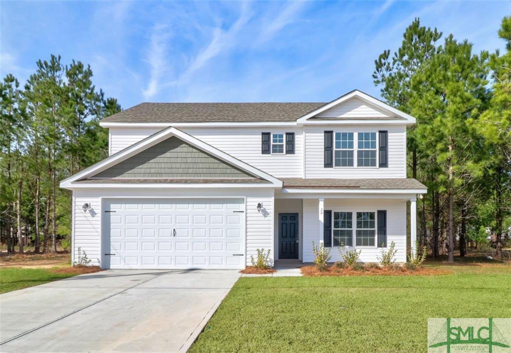 20 Saddlebrush, Ellabell, GA, 31308, Ellabell Home For Sale