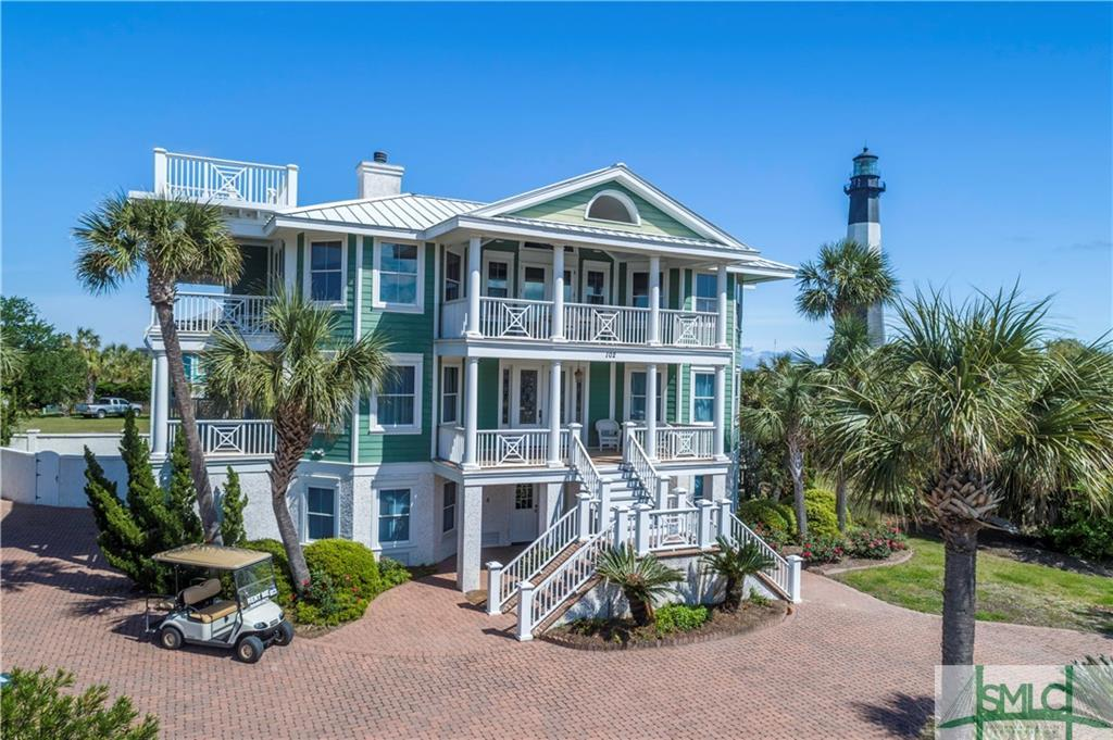 102 General George Marshall, Tybee Island, GA, 31328, Tybee Island Home For Sale
