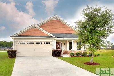Port Wentworth Single Family Home For Sale: 12 Sunnydale Lane