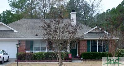 Bloomingdale Single Family Home For Sale: 126 Bradford Drive