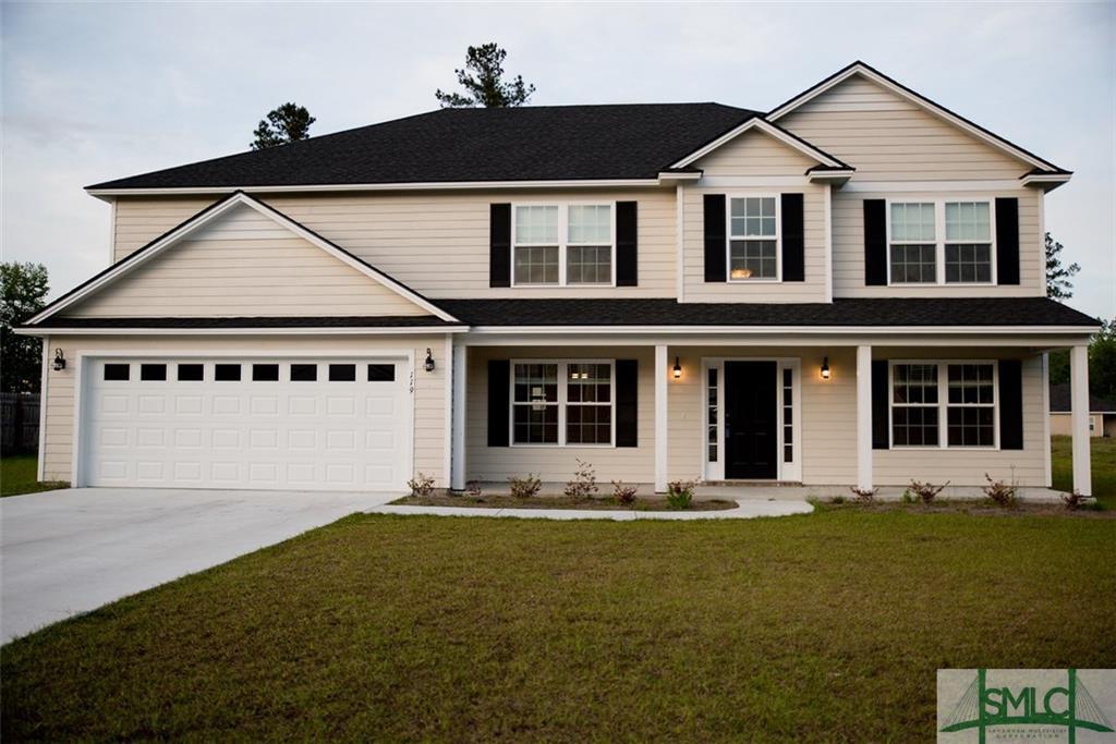 119 Long Way NE, Ludowici, GA, 31316, Ludowici Home For Sale
