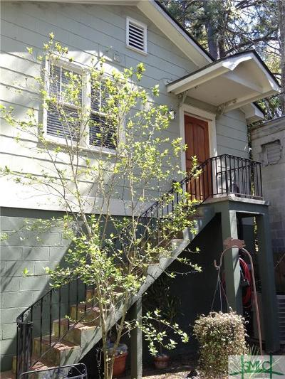 Savannah Condo/Townhouse For Sale: 311 E 38th Street