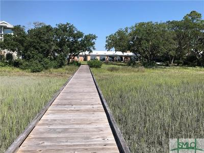 Tybee Island Single Family Home For Sale: 140 San Marco Drive