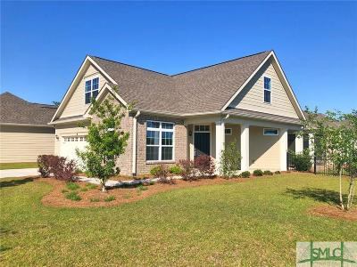 Pooler Single Family Home For Sale: 169 Kingfisher Circle