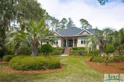 Savannah Single Family Home For Sale: 15 Hasleiters Retreat