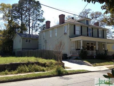Savannah Condo/Townhouse For Sale: 313 E 38th Street #2
