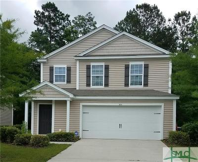 Pooler Single Family Home For Sale: 204 Cattle Run Way