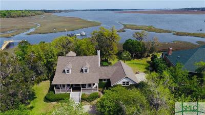 Single Family Home For Sale: 120 Mariners Walk