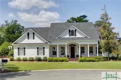 Single Family Home For Sale: 105 Halfmoon River Court