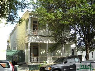 Savannah Single Family Home Active Contingent: 1006 Barnard Street