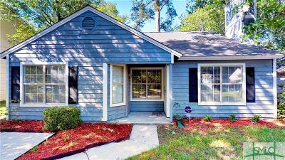 Savannah Single Family Home For Sale: 106 Morekis Drive