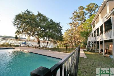 Savannah Single Family Home For Sale: 9697 Whitefield Avenue