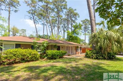 Isle Of Hope Single Family Home For Sale: 129 Jacquelyn Drive