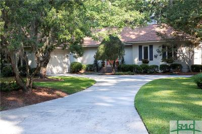 Savannah Single Family Home For Sale: 16 Franklin Creek Road S