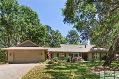 Savannah Single Family Home For Sale: 12 Gossamer Lane