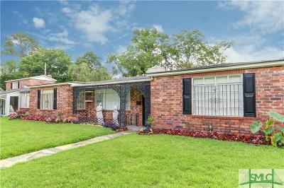Savannah GA Single Family Home For Sale: $550,000