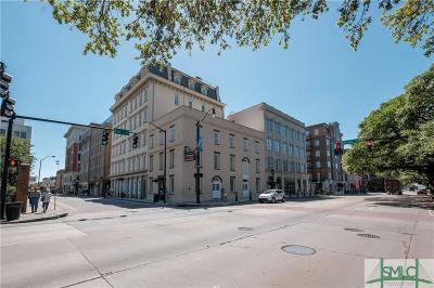 Savannah Condo/Townhouse For Sale: 5 Whitaker Street #206E