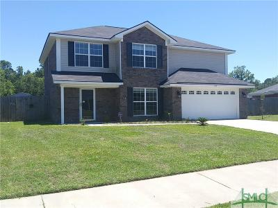 Midway Single Family Home For Sale: 103 Sycamore Way