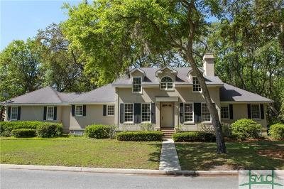 Savannah Single Family Home For Sale: 1 Cricket Court