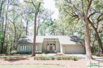 Savannah Single Family Home For Sale: 18 Caisson Crossing