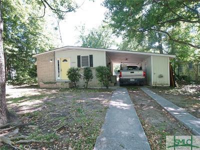 Savannah Single Family Home For Sale: 1909 E 58th Street